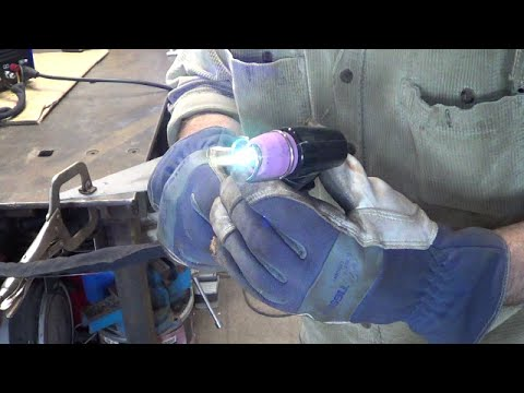 New Today - EBay CUT50 Pilot Arc Plasma Cutter Initial Review