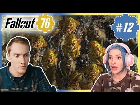 Endloser SUPERMUTANTEN Spawn!   Fallout 76 #12