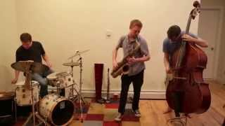 Barker Trio - at New Revolution Arts, Brooklyn - July 18 2015