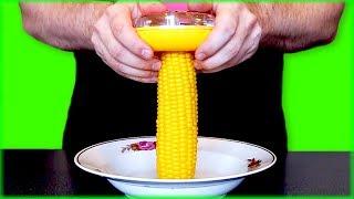 ТОП 5 ГАДЖЕТОВ ДЛЯ ЕДЫ! Изобретения для кухни!