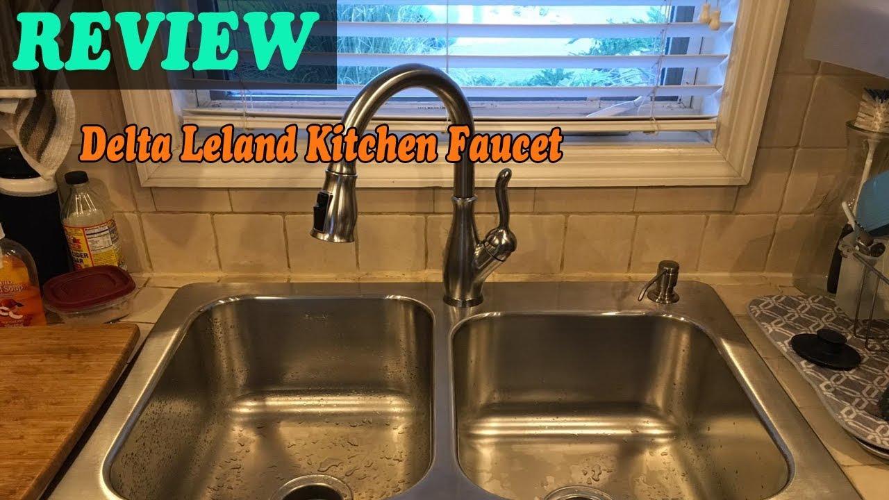 delta leland kitchen faucet review