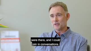 Sigina Styletto user Duncan McGregor talks about his experience with hearing aids
