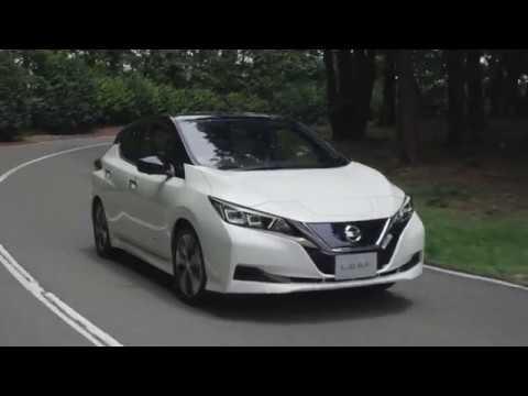 2018 Nissan Leaf | 400km of Range (JC08)! | Manufacturer video