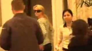 Britney Shops At Americana Mall, Goes To Nail Salon