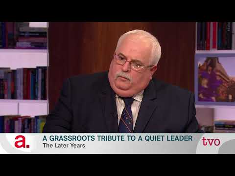 The Agenda: A Grassroots Tribute to a Quiet Leader