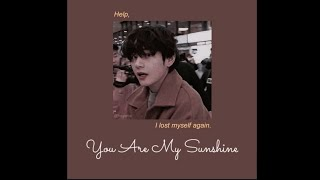 You are my sunshine - Kina Grannis (lyrics)
