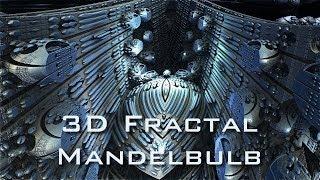 Amazing 3Light - Mandelbulb 3D fractal HD 720p