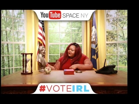 🇺🇸YouTube Space NYC | #VoteIRL Event | Vlog #14