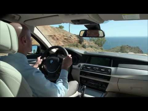 2014 BMW 530d Touring HD Driving F11 Commercial Carjam TV HD