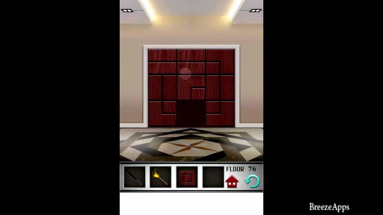 100 Floors Level 76 100 Floors Solution Floor 76 Iphone