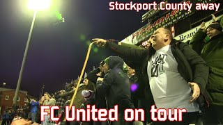 Stockport County - FC United of Manchester (Dec 5, 2015)