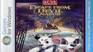 101 Dalmatians: Escape From DeVil Manor - PC