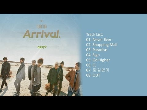 [Full Album] GOT7 – FLIGHT LOG : ARRIVAL (Mini Album)