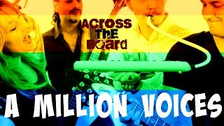 A Million Voices - by Across The Board - (Polina Gagarina Cover Eurovision 2015)