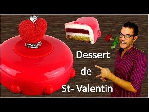 recette-dessert-de-saint-valentin-/-valentin's-day-entremet-recipe-(en-subs)