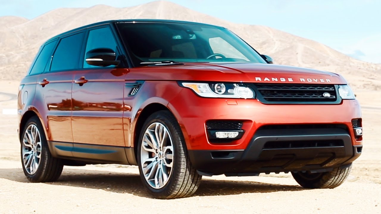 Track Time The 2014 Range Rover Sport V8 Supercharged