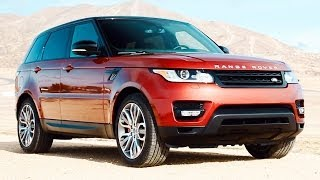Track Time: The 2014 Range Rover Sport V8 Supercharged! - World's Fastest Car Show Ep 4.1
