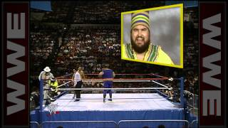 Akeem makes his WWE in-ring debut: Superstars, Oct. 1, 1988