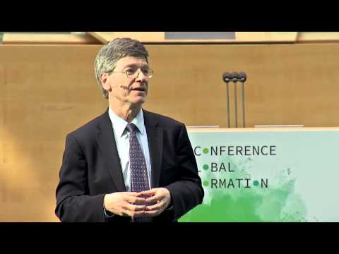 Jeffrey Sachs: Sustainable action is the only option