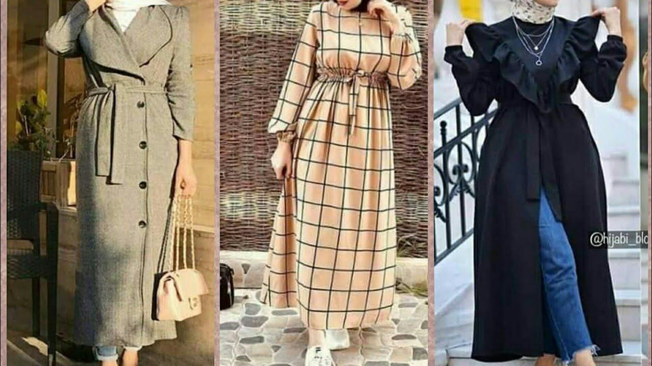 ملابس محجبات كاجوال توووب/ Hijab fashion style 2020