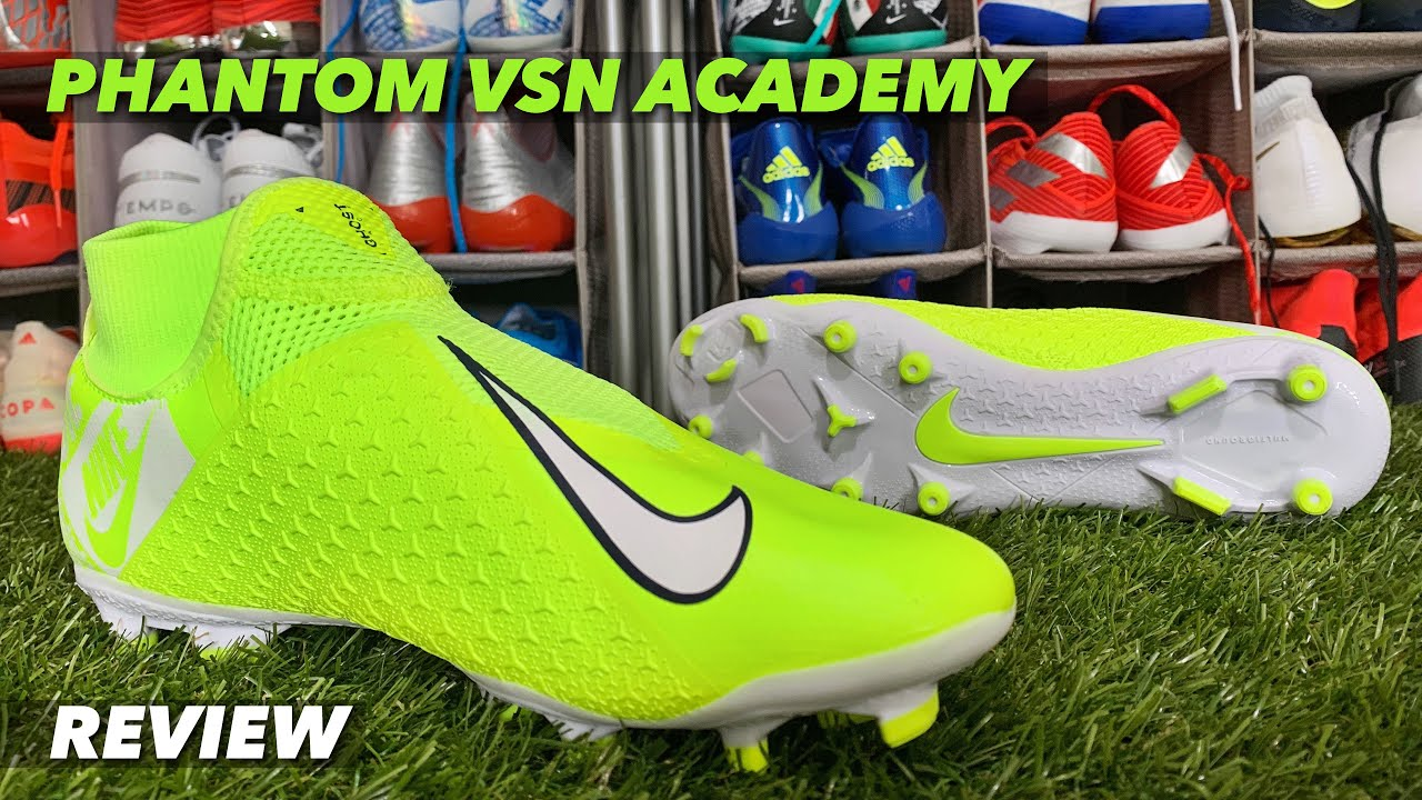 NIKE PHANTOM VSN ACADEMY | UNBOXING & REVIEW