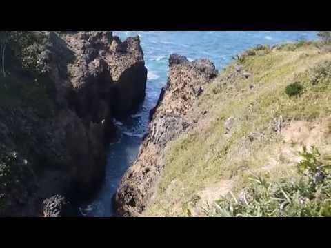 ヤセの断崖をご案内します