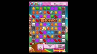 Candy Crush Saga Level 144 Walkthrough