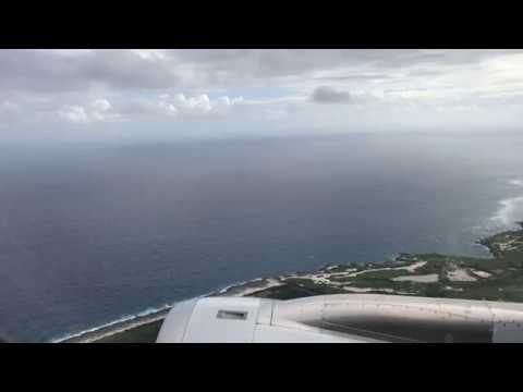 Take Off from Punta Cana Dominican Republic Airport - JetBlue Flight