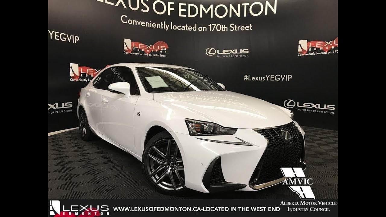 Lexus Is 350 2018 >> 2018 Lexus Is 350 Review Youtube