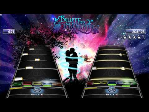 Phase Shift Bullet For My Valentine  Forever And Always Expert+ GuitarDrums 11