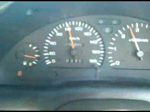 Nissan Serena CD20T 2.0 TD Mod Turbo 15 psi