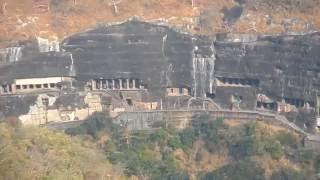 Ajanta & Ellora Caves | अजंता और एलोरा की गुफाएं - Maharashtra, India