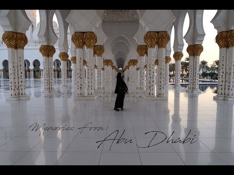 VLOG | Memories from: Abu Dhabi | Emily Law