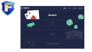 Обзор проектов: Edgeless - первое онлайн-казино на блокчейне Ethereum!