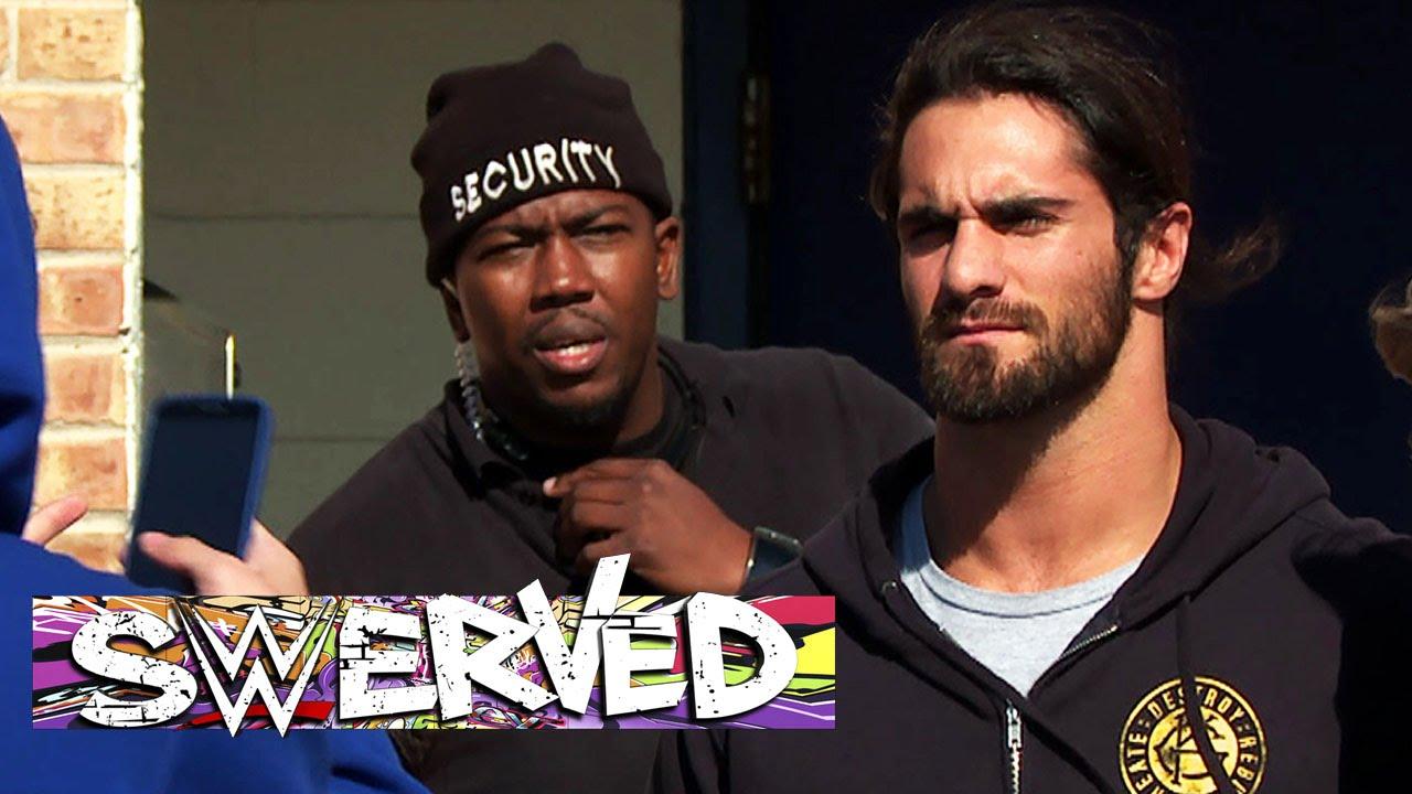 "WWE Network: WWE Swerved - ""Are You Crazy Fox?"" sneak peek #1"