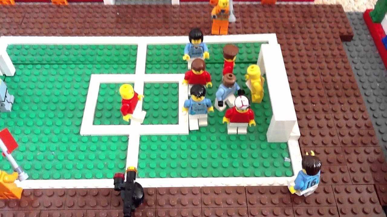 - 2011/12 Premier English  Manchester Football: Lego League