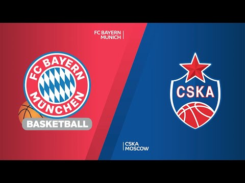 FC Bayern Munich - CSKA Moscow Highlights | Turkish Airlines EuroLeague, RS Round 10