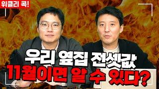 전월세 신고제 '양치기 소년' 되나/ 위클리콕
