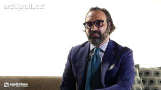 Salone del Mobile 2019 | EGOITALIANO - Leo Stano presenta QQ e Selfie