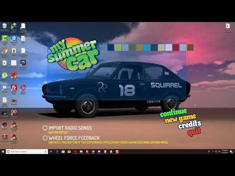 How To Download My Summer Car V18 06 2019 On Pc Free Youtube