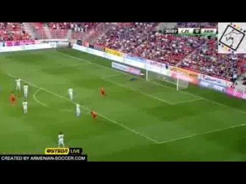 Czech Republic - Armenia 1:2, Qualifiers-2014 Complete Highlights