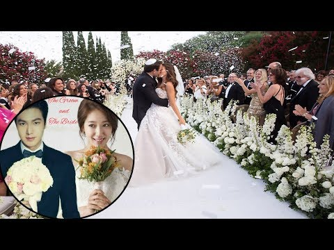WEDDING Park Shin Hye - Lee Min Ho: Couple Made The Asiaer Wish For The Best Married In Kbiz 2020