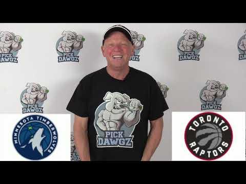 Toronto Raptors vs Minnesota Timberwolves 2/10/20 Free NBA Pick and Prediction NBA Betting Tips