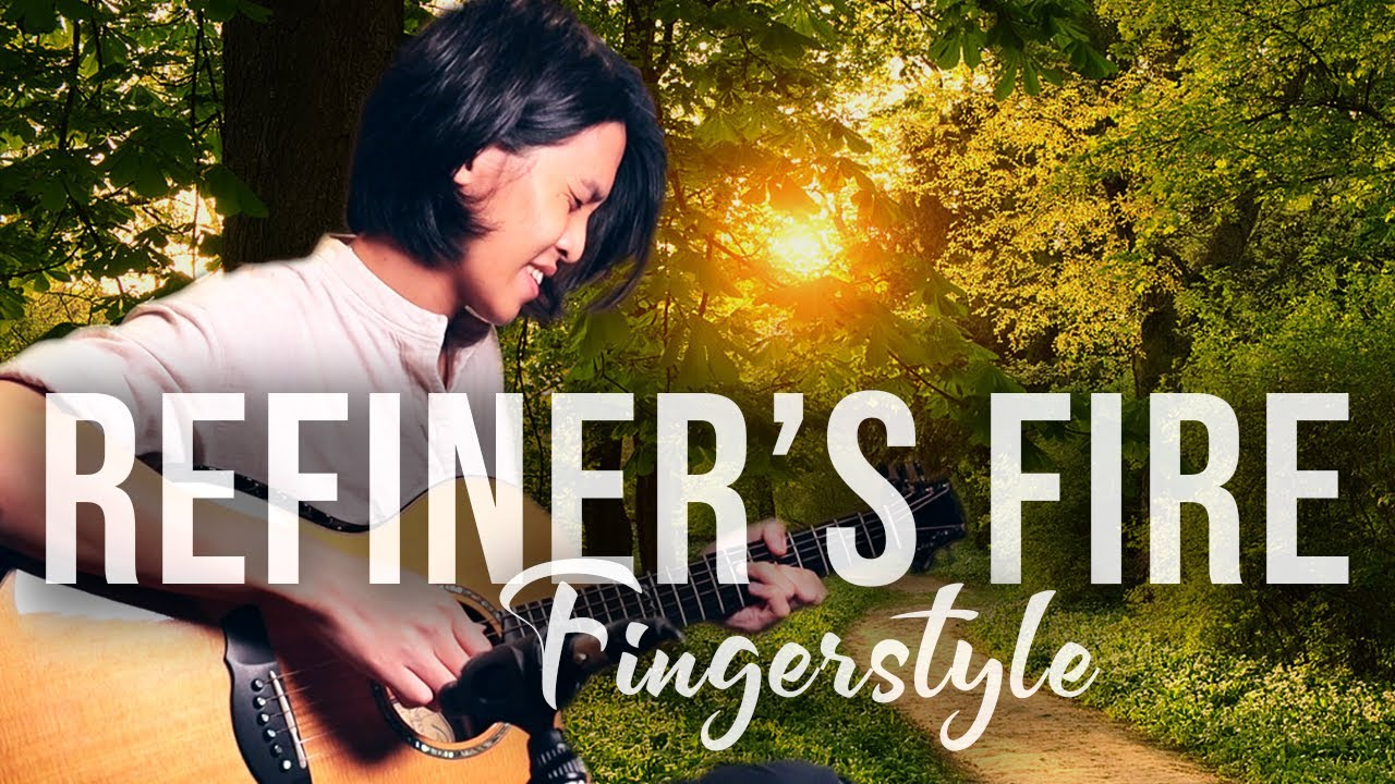 'Refiner's Fire' - Acoustic Fingerstyle Guitar | Neil Chan