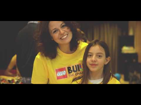 LEGO Build The Change - #CostruisciSostenibile - 2017- (ITA)