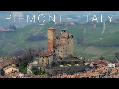 Le Langhe in  Piemonte - Langhe Piedmont, Italy - Cinematic 5K HD Ultra Video