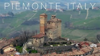 Le Langhe Piedmont | Piemonte 4k | Italy HD Drone Movie | Atellani