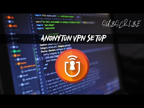 Anonytun VPN Fast Connect Easy Setup