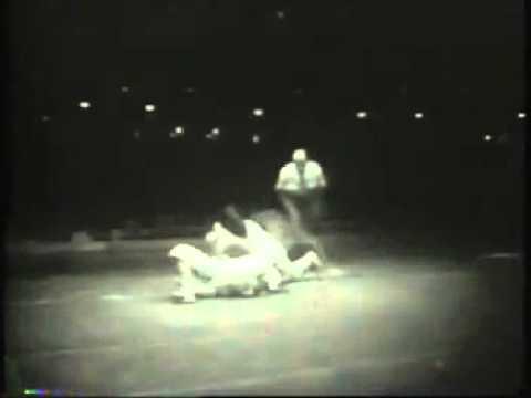 Masahiko Kimura face à Helio Gracie 1951