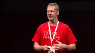 Never give up!: Lars Rasmussen at TEDxAthens 2012